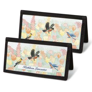 Wildbird Personal Checkbook Covers