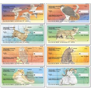 Wildlife Personal Checks
