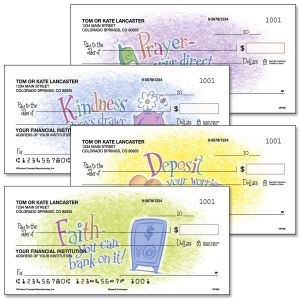 Blessed Exchanges Personal Checks