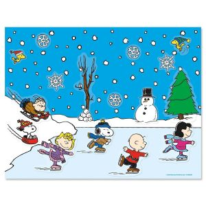 PEANUTS® Activity Sticker Scene Sets