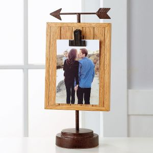 Arrow Photo Holder