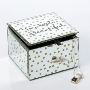 You Look Beautiful Jewelry Box