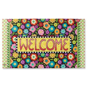 Mary Engelbreit® Merriment Welcome Doormat