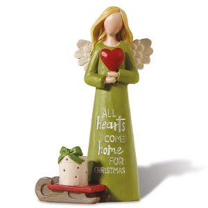 All Hearts Come Home Christmas Angel