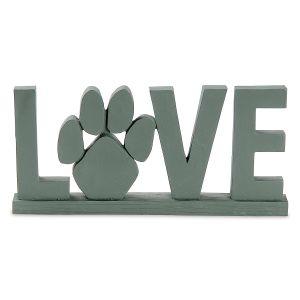 LOVE Figurine