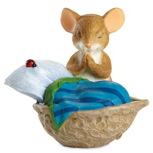Praying Mouse Charming Tales®