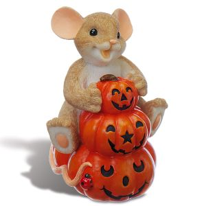 Pile of Jack-o'Lanterns by Charming Tails®