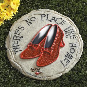 Ruby Slippers Stepping Stone
