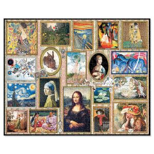 Great Paintings Puzzle