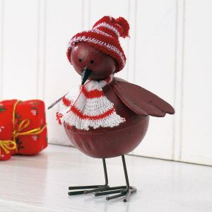 Red Birdy Tabletop Decoration