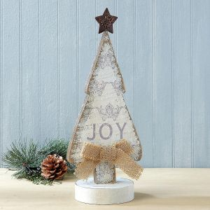 Joy Wooden Tabletop Tree