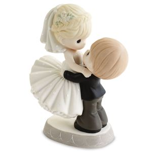 Best Day Ever Bride & Groom Figurine by Precious Moments®