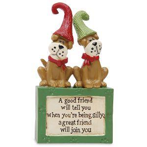 Good Friends Figurine