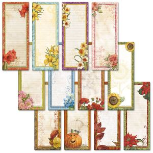 Magnetic Shopping List Pads