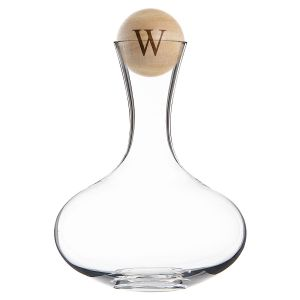 Custom Wine Decanter
