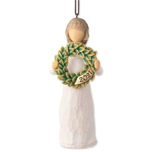 2021 Willow Tree® Angel Ornament