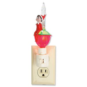 Elf On The Shelf Bubble Night Light