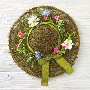 Garden Girl Decorative Hat
