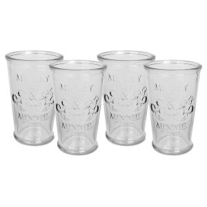 Mickey Farm to Table Embossed Juice Glasses
