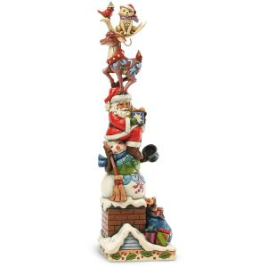 Piled High Figurine by Jim Shore