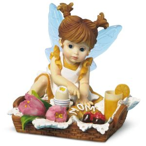 Mother's Breakfast Tray Kitchen Fairie