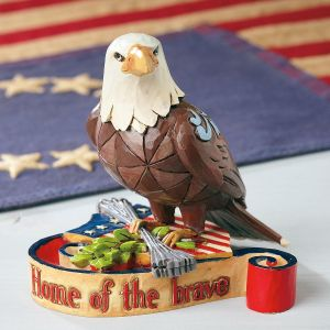 Patriotic Eagle  by Jim Shore
