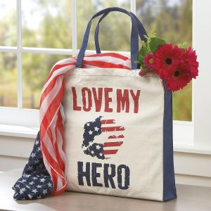 Love My Hero Tote