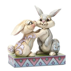 Thumper & Miss Bunny by Jim Shore
