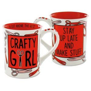Crafty Girl Mug