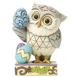 Mini Easter Owl by Jim Shore