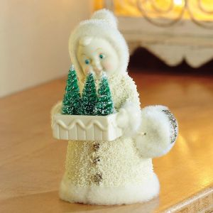 Snowbabies™ Tree Top Tidings Figurine