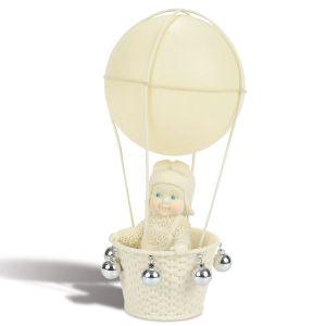 Snowbabies™ Air Travel Figurine