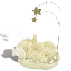 Snowbabies™ Star Gazing Figurine