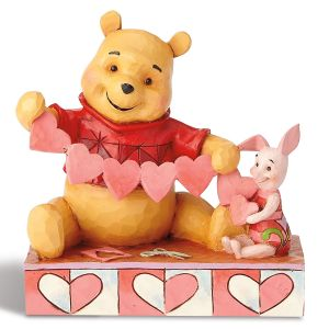 Disney® Pooh and Piglet Heart by Jim Shore