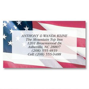 American Glory Business Card
