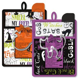 Halloween Pocket Mitt Gift Sets