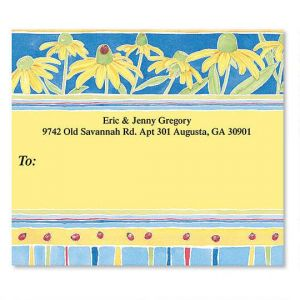 Daisy Delight   Package Labels