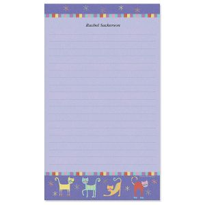 Fun Cats Notepad