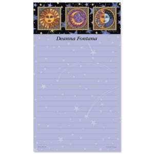 Sun & Moon Notepad