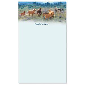 Gallop Horse Notepad