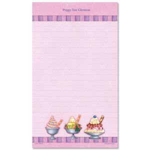 Ice Cream Notepad