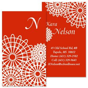 Dionysus  Double-Sided Business Cards