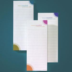 Sweet Spot Memo Pads  (3 Colors)