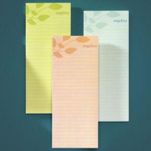 Sage Advice Memo Pads  (3 Colors)