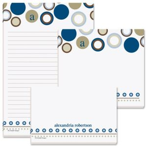 Annie Personalized Memo Pad Set