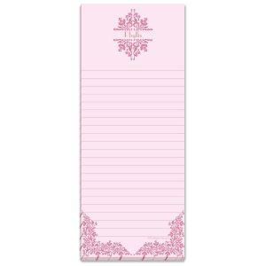 Pressed Corners Memo Pad