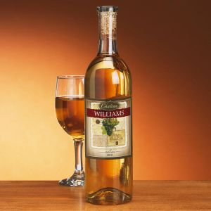 Chateau Personalized  Wine Labels
