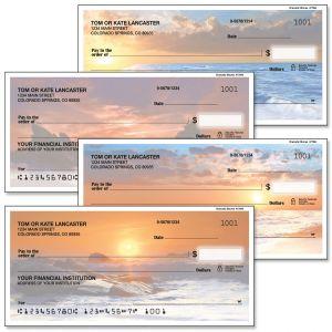 Dramatic Shores Personal Checks