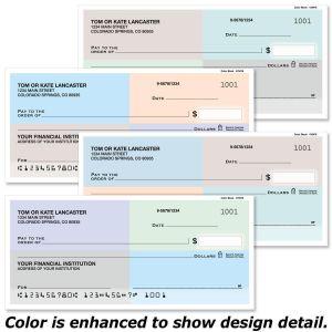 Color Block Checks