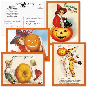 Happy Haunting Postcards